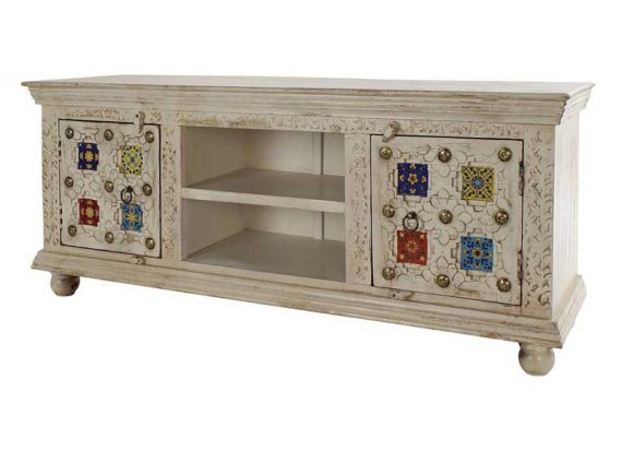 mueble-television-hindu-blanco-mosaico-colores