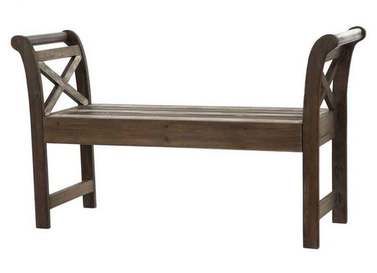 banco-madera-marron-brazos-cruz