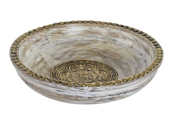 centro-mesa-madera-blanco-laton