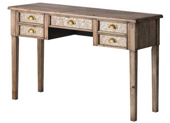 escritorio-rustico-natural-metal-repujado