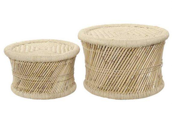 mesas-bajas-bambu-cuerda