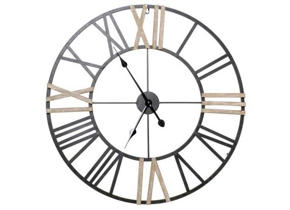 reloj-pared-redondo-grande-metal-madera