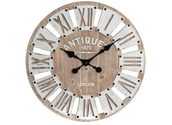 reloj-pared-redondo-madera-natural-antique