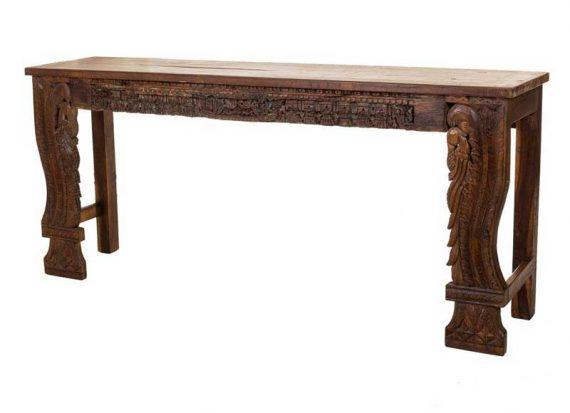 consola-hindu-talla-madera-reciclada-grande