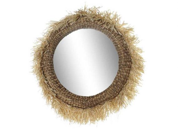 espejo-circular-fibra-natural-hierba-marina