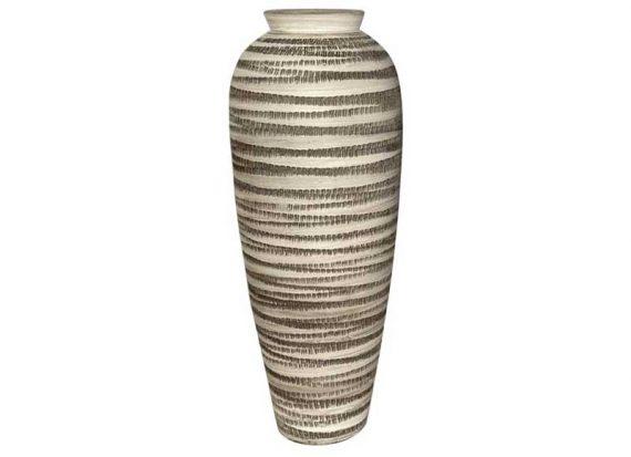 jarron-suelo-ceramica-blanco-gris