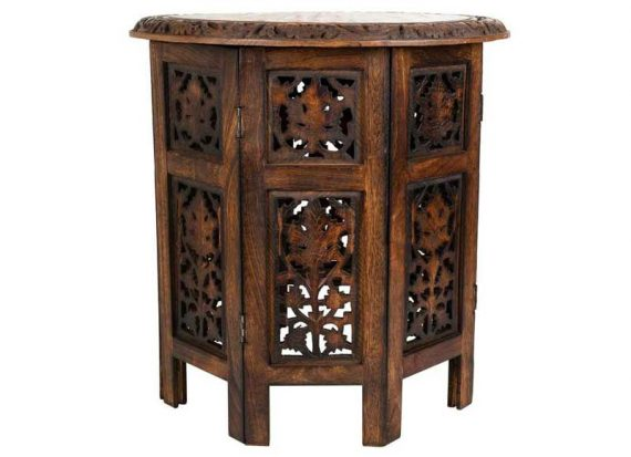 mesa-auxiliar-arabe-circular-marron-calada