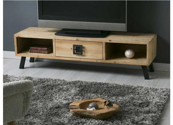 mueble-television-nordico-madera-patas-metal-huecos