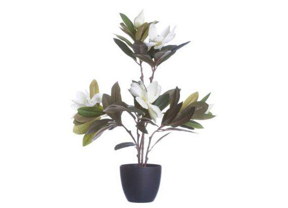 planta-artificial-magnolia-verde-blanca