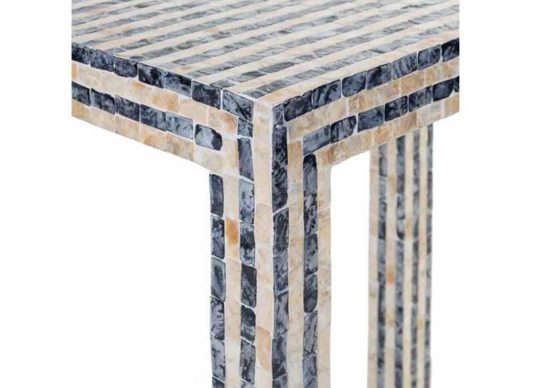 mesa-auxiliar-capiz-moderna-blanca-negra-detalle
