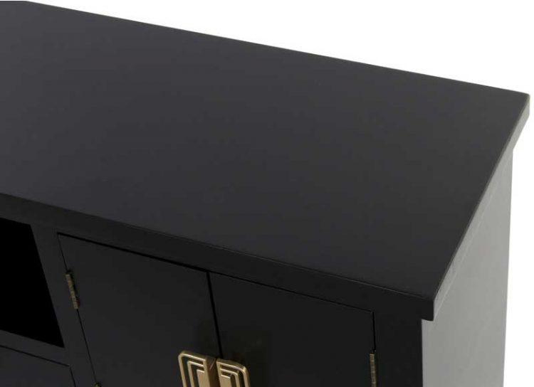 mueble-television-oriental-negro-moderno-detalle