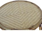 mesa-auxiliar-baja-redonda-bambu-rattan-detalle