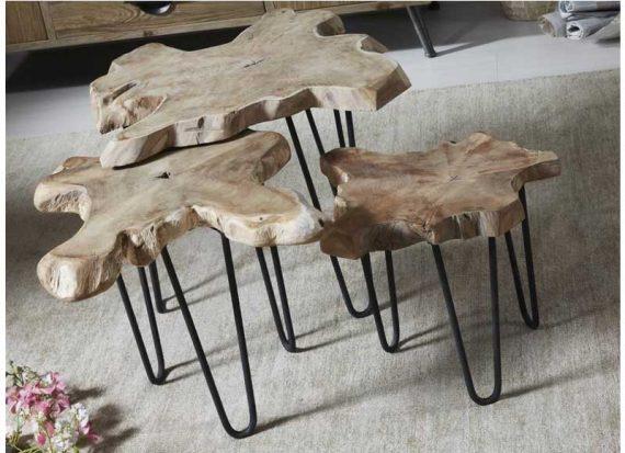 mesas-auxiliares-rusticas-madera-natural-teca