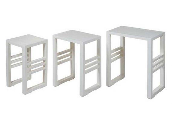 mesas-nido-blancas-estrechas