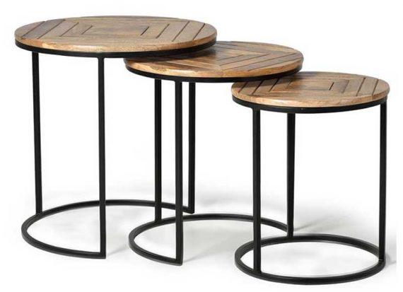 mesas-nido-redondas-tapa-madera-natural-talla