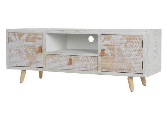 mueble-television-tropical-madera-bambu-blanco