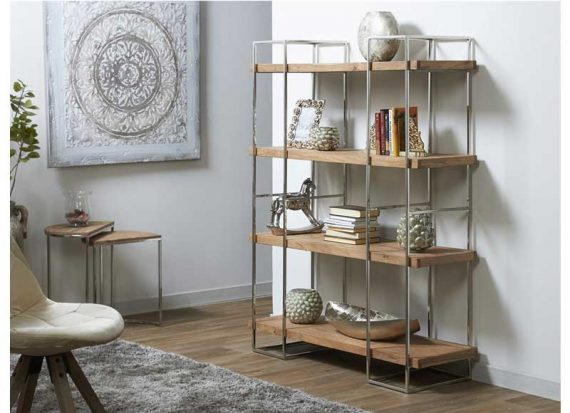 estanteria-madera-natural-acero