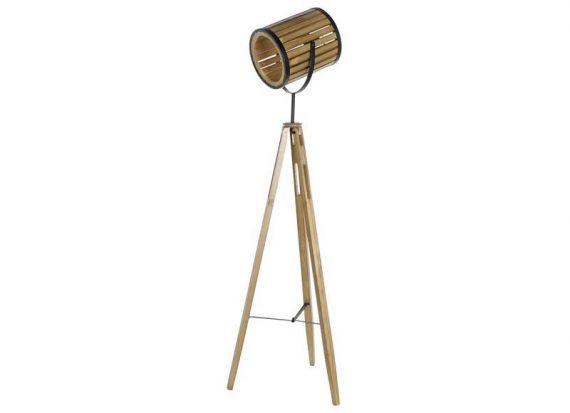 lampara-pie-tripode-foco-madera-natural