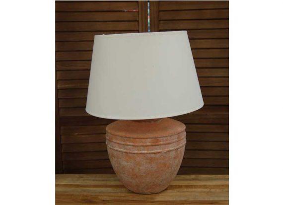 lampara-sobremesa-terracota-vasija-rayas