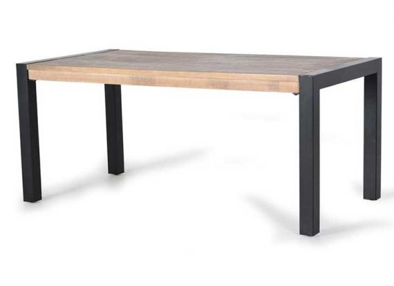 mesa-comedor-rustica-industrial-natural-patas-metal