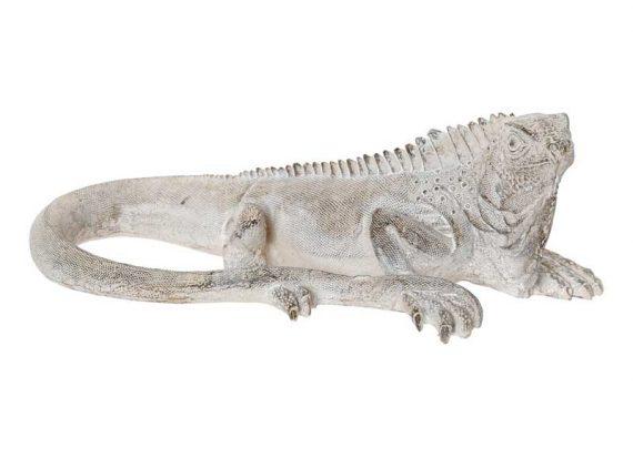 figura-decoracion-iguana-beige