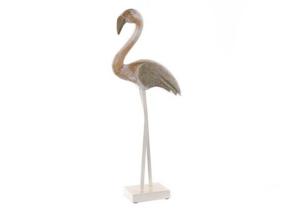 figura-flamenco-madera-blanco-metal