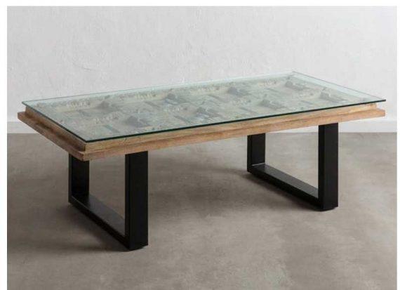 mesa-centro-india-tallada-madera-cristal