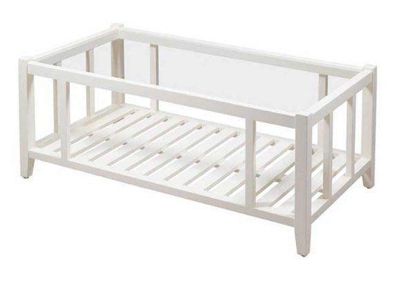 mesa-centro-madera-blanca-barrotes-cristal