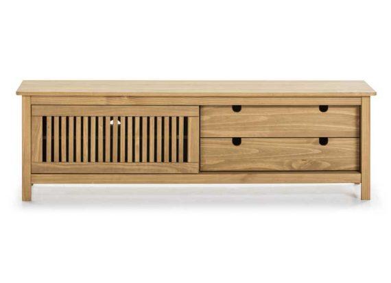 mueble-television-nordico-natural-puerta-corredera