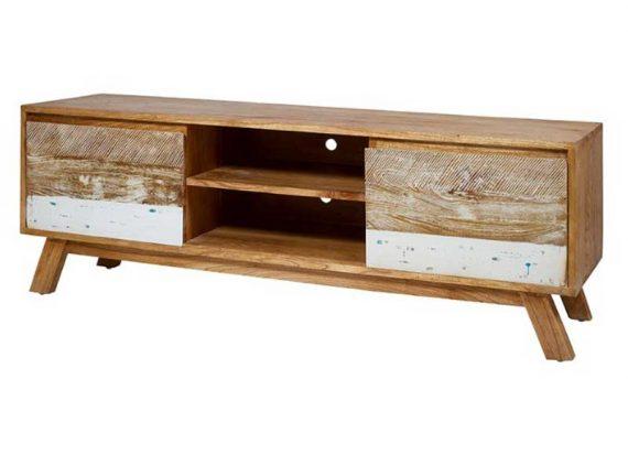 mueble-television-rustico-puertas-laterales-natural-blanco