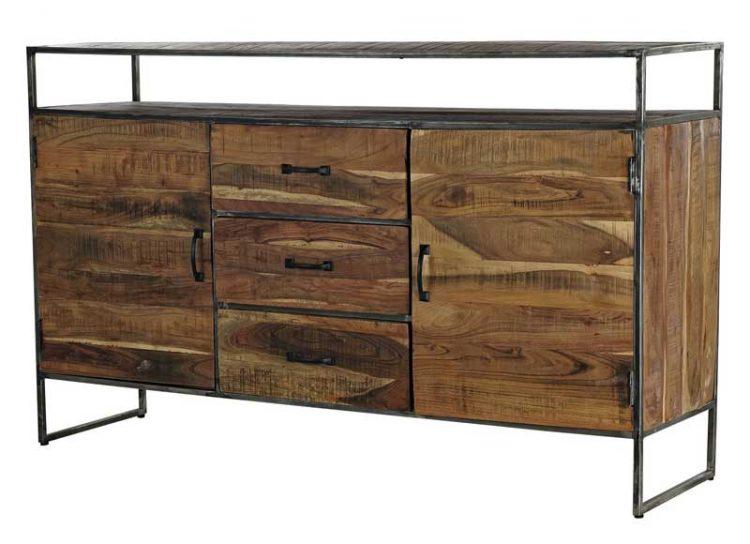 aparador-rustico-madera-metal-hueco-superior