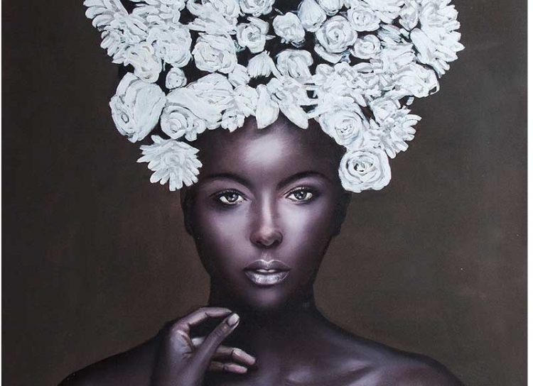 cuadro-lienzo-grande-mujer-flores-detalle