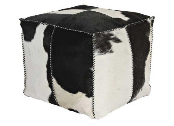 puff-pelo-vaca-blanco-negro