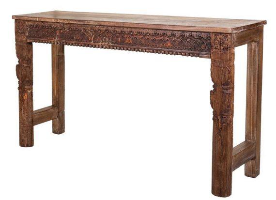 consola-india-marron-talla-artesanal