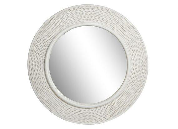 espejo-redondo-blanco-marco-tachuelas
