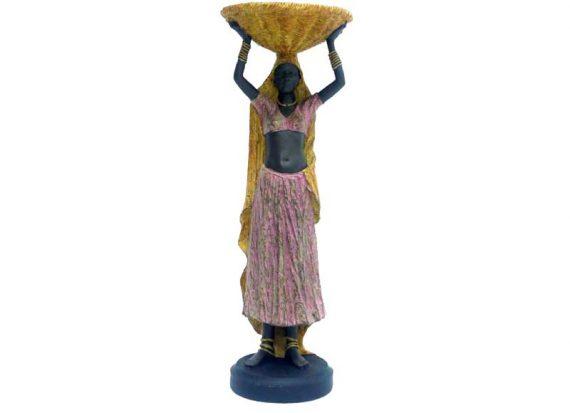 figura-decoracion-mujer-hindu-cesto-cabeza