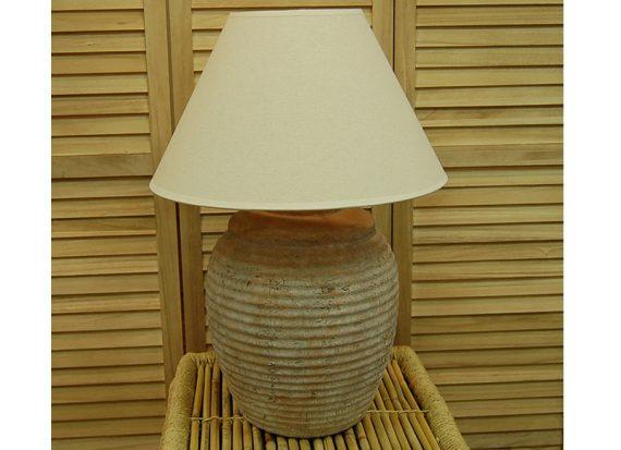 lampara-sobremesa-terracota-grande-rayas
